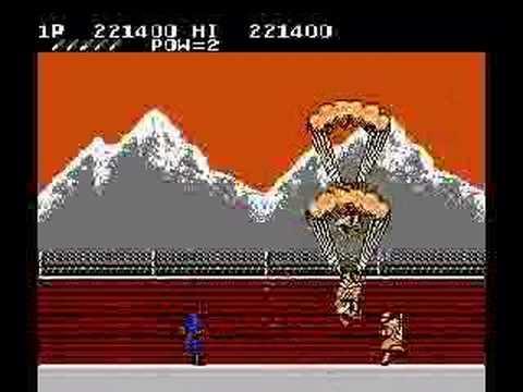 Rush 'N Attack NES Review/Walkthrough Pt. 2 of 2