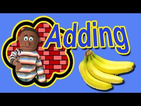 Adding For Toddlers, Pre-School and Kindergarten Children