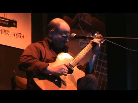 Giorgio MAZZONE in concerto al SIX BARS JAIL - 11.6.10 - Anji (Davey Graham)