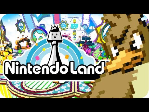 Top 12 Mini-Games In NintendoLand (1K Sub Special) - FarfetchdReviews