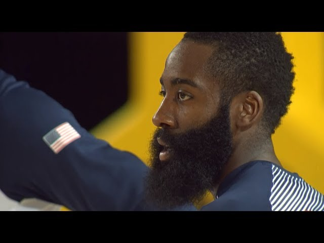 USA v New Zealand - Amazing Moment - 2014 FIBA Basketball World Cup