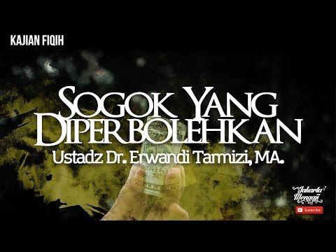 Tanya Jawab : Sogok Yang Diperbolehkan - Ustadz Erwandi Tarmizi, MA
