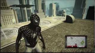 The Amazing Spiderman: Gameplay Walkthrough - Hidden Suits (xbox 360) [HD]