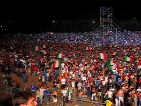 finale mondiali di calcio 2006 - Circo Massimo - Roma 5