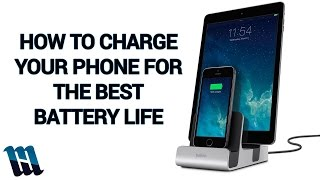 How To Charge Your Phone to Get the Best Battery Life. Should You Charge Overnight?