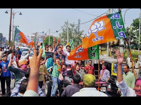 BJP gets historic win in Haryana, emerges single-largest party in Maharashtra