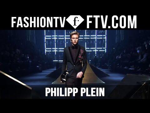Philip Plein F/W 16-17   Milan Fashion Week : Men F/W 16-17   FTV.com
