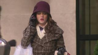 Leighton Meester tights 4