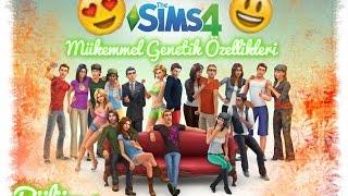 The Sims 4: Mükemmel Genetik Özellikleri - (Bölüm 1) - Daisy Ward!