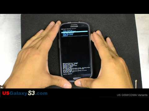Sprint Samsung Galaxy S3 (SIII) - [ROM] Hellfire v1.1 [TDS] - Install and First Look