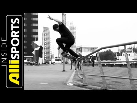 Chris Cole on Street League Skateboarding, Omit | Inside Alli Sports