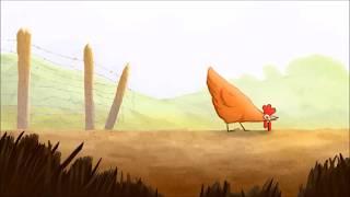 Hen funny animation,CGI short, short movie, animated short, animation, amazing animation, funny anim