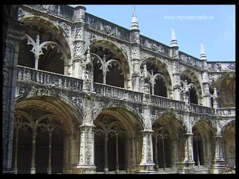 Santa Maria de Bel�m, Lissabon - Portugal Travel Channel