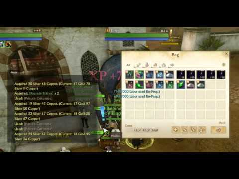 Archeage Morpheus Opening 500 Prince coin purses 11/10/15