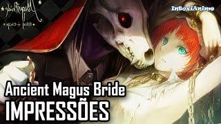 Ancient Magus Bride - Uma Cabra com uma Humana? | Impressões