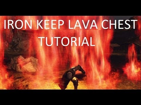 dark souls 2 how to get to iron keep