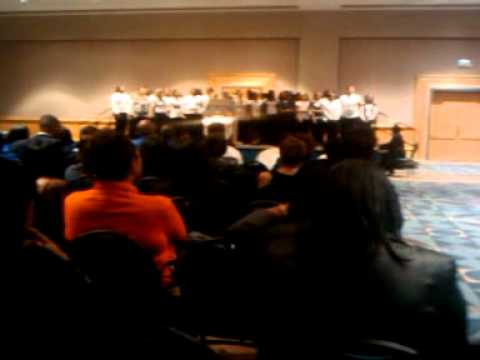 Bottenfield Middle School Choir  video-2010-11-19
