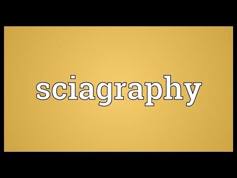 Header of sciagraphy