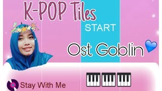 Cover Chanyeol EXO ft. PUNCH - Stay With Me || Soundtrack Goblin || Kpop Tiles