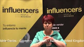 Debbie Davies Influencers Business Master Level 1