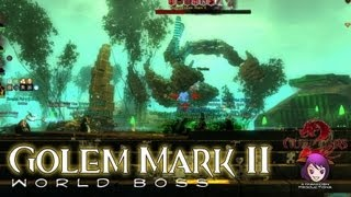 World Boss – Golem Mark II