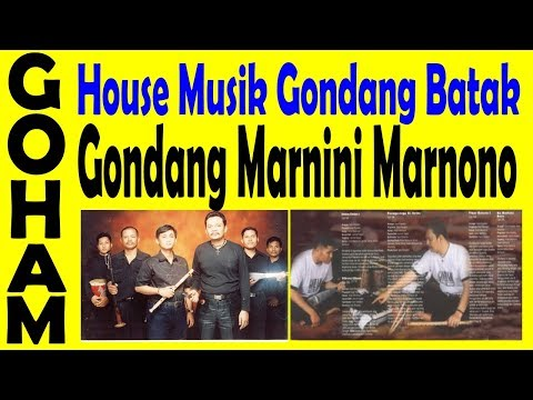 House Musik Gondang Batak - Marnini Marnono video