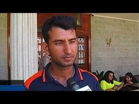 Cheteshwar Pujara gears up for IPL-7