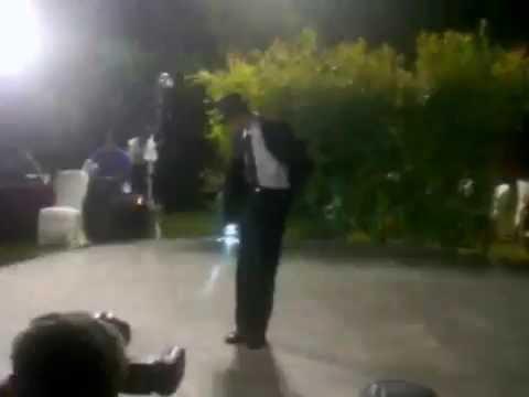 Giovanni Jackson - Impersonator Michael Jackson - Dangerous Live A Villa Ligà