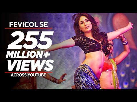 Fevicol Se Full Video Song Dabangg 2 (Official) ★ Kareena...