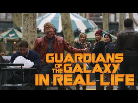 Dancing With Strangers - Guardians Of The Galaxy