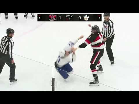 Mason Marchment vs Tyler Randell Mar 23, 2018