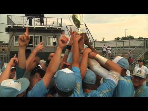 Hanover Hawks Baseball State Championship 2013