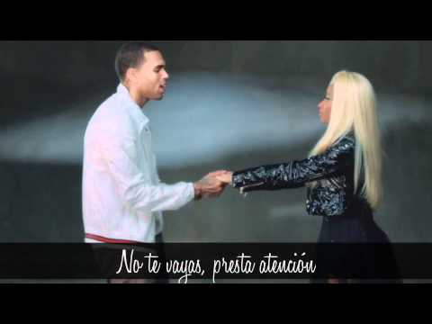 Nicki Minaj - Right By My Side Ft. Chris Brown (subtitulos En Español) video
