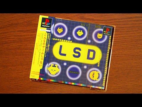L.S.D. Dream Emulator: Japan's Weird PS1 Game - Region Locked feat. Dazz