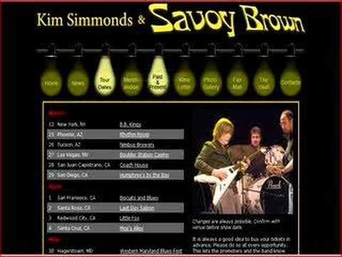 Savoy Brown - Deep Water
