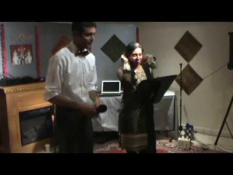 Ujwala & Sumukh - Ye Haseen Vadiyan (Hindi Tamil Telugu)