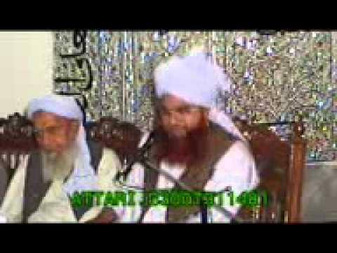 MOLANA MOHAMMAD QASIM SAEEDI MEHFIL E MILAD IN FAZAL KAREEM TOWN03017538458