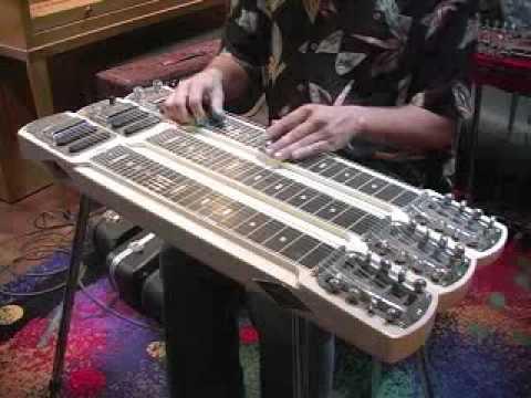 Coconut Grove - Drew Howard (steel Guitar)