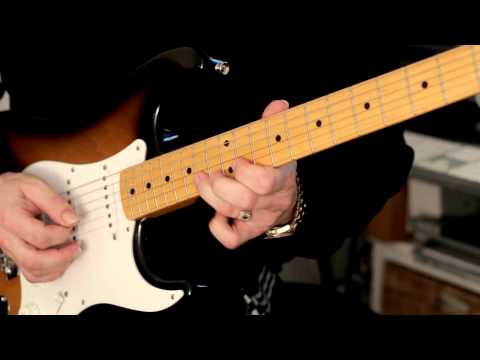 Rick Graham plays 'Manhattan' by Eric Johnson