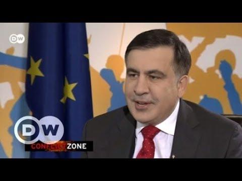Самое острое интервью с Михаилом Саакашвили о Порошенко и агентах Кремля - Conflict Zone