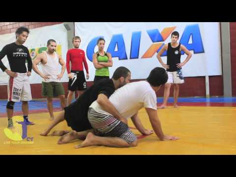 Olympic Wrestling vs Brazilian Jiu-Jitsu: Connection Rio Image 1