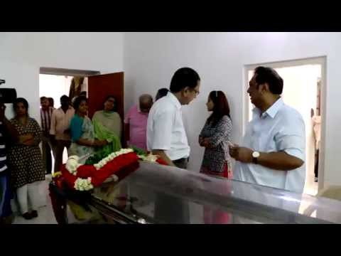 Karunanidhi 's Elder Sister Died  At the Age of 99 – Alagiri Emotional Melt down - RedPix24x7