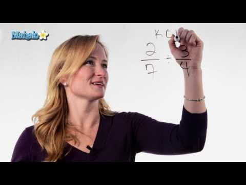 Learn Fractions - How To Divide Fractions video