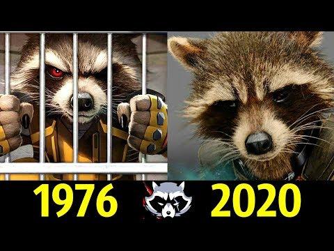 🚀 Енот Ракета - Эволюция (1976 - 2020) ! История 89П13 !