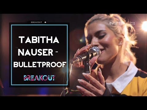 download lagu Breakout Showcase : TABITHA NAUSER - BULLETPROOF gratis