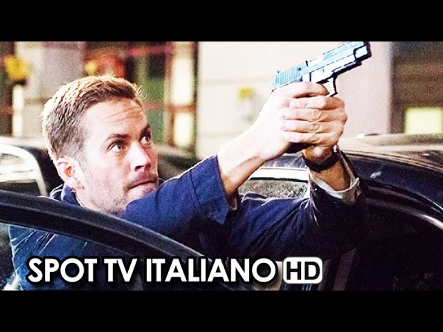 Fast & Furious 7 Spot Italiano 'Guerra' (2015) - Vin Diesel, Paul Walker Movie HD
