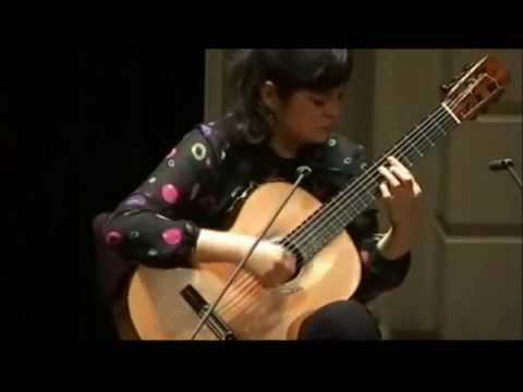 Irina Kulikova, Amsterdam Concertgebouw - A. Tansman