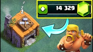 GEM EVERYTHING TO MAX LEVEL IN THE BUILDERS HALL 6 BASE! - Clash Of Clans