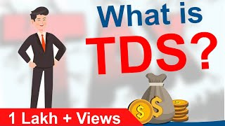 What is TDS? | TDS: Tax Deducted at Source | Income Tax Concepts explained by Yadnya