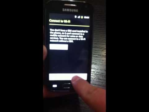 Samsung Galaxy ACE 2 Unlocking Pattern Lock ( too many pattern attempts )